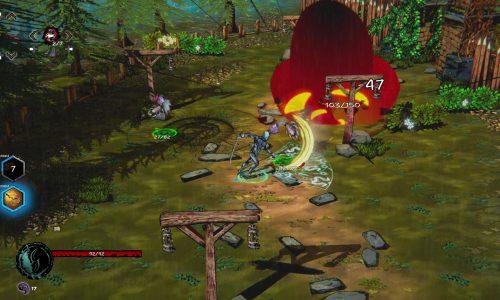Lethal Honor Essence - Screenshot 1