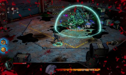 Lethal Honor Essence - Screenshot 4