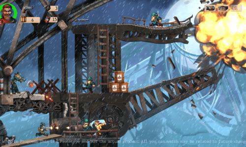 Operation Highjump - Screenshot 1-min